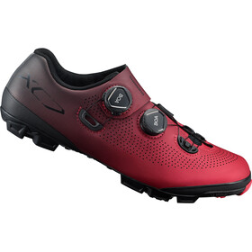 Shimano SH-XC701M - Chaussures Homme - rouge